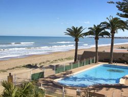 Els Poblets hotels with sea view