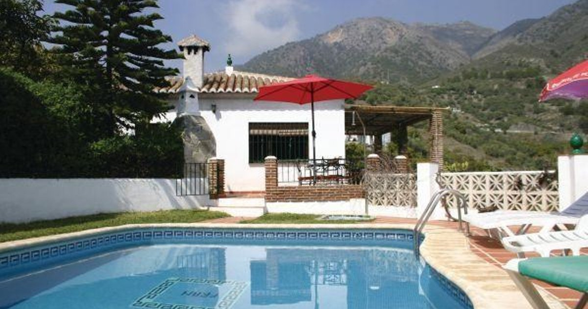 Holiday home Frigiliana 19