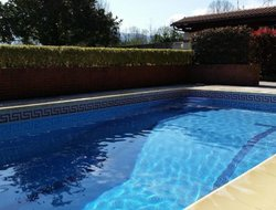 Hondarribia hotels with swimming pool