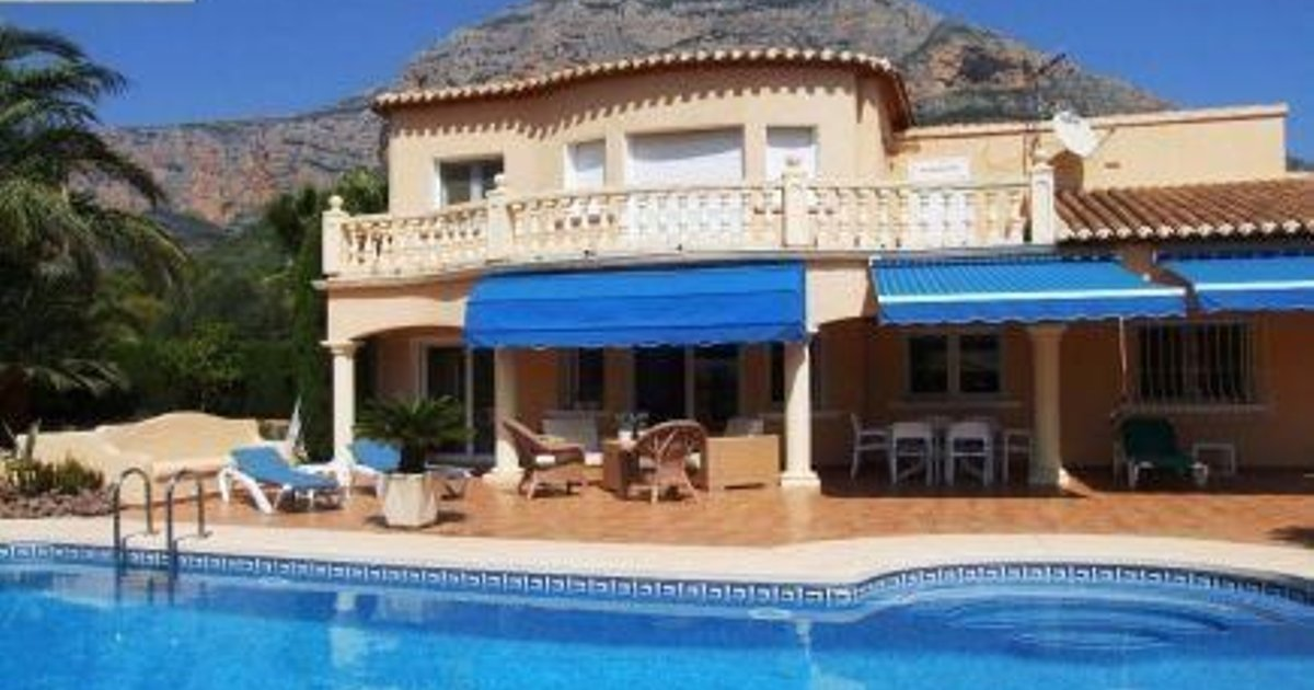 Villa in Javea Alicante Costa VII
