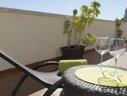 Malaga hotels with sea view