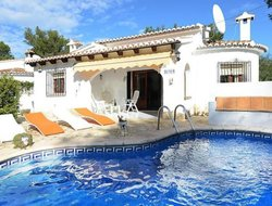 Moraira hotels with swimming pool