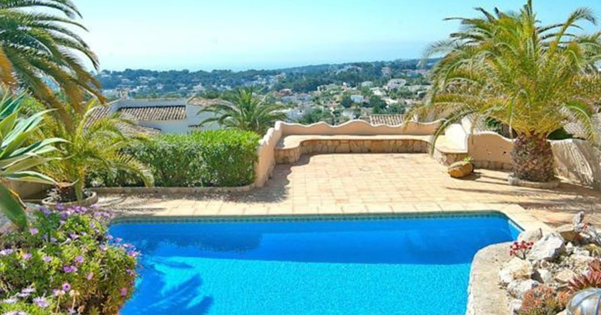Holiday home Benimeit II Moraira