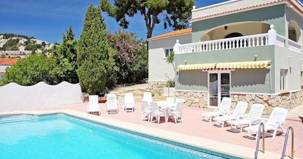 Holiday home Acacias Moraira