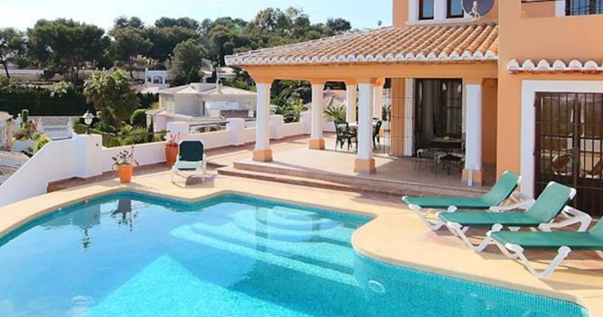 Holiday home Ca Toni Moraira