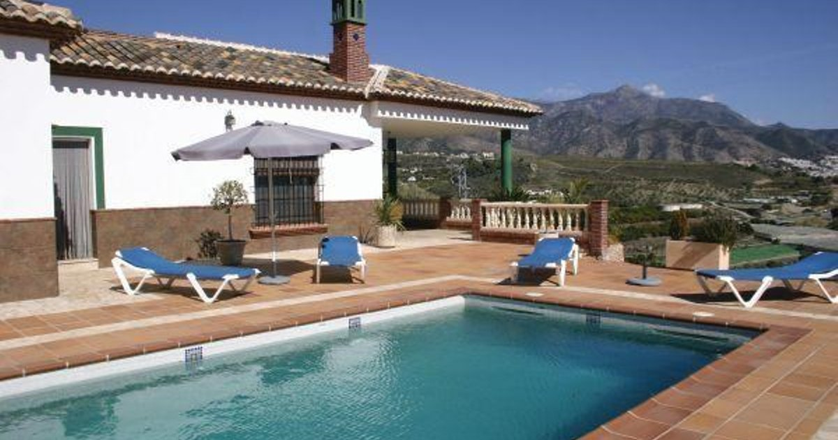 Holiday home Nerja 29