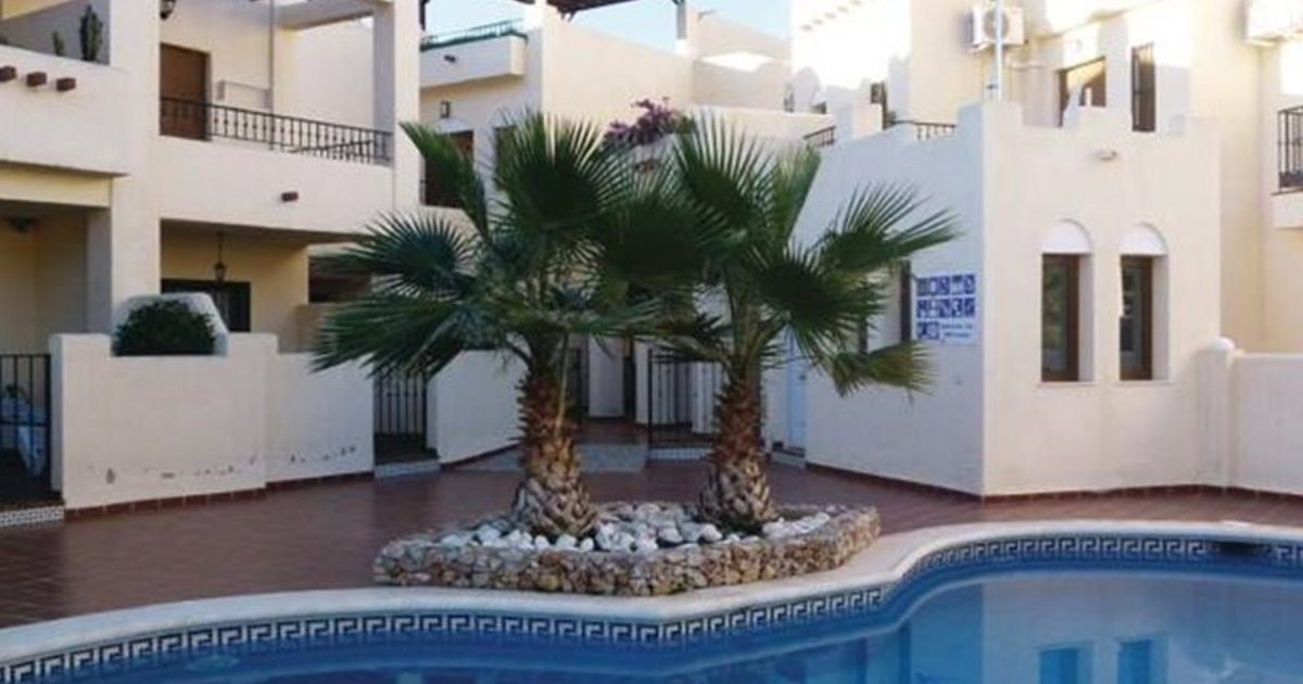 Three-Bedroom Holiday home Nerja with Mountain View 06