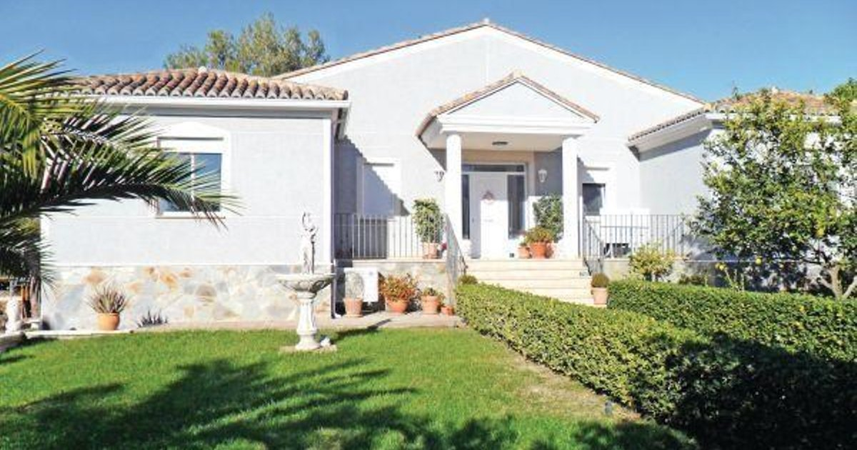 Holiday home Albalat dels Tarongers 57