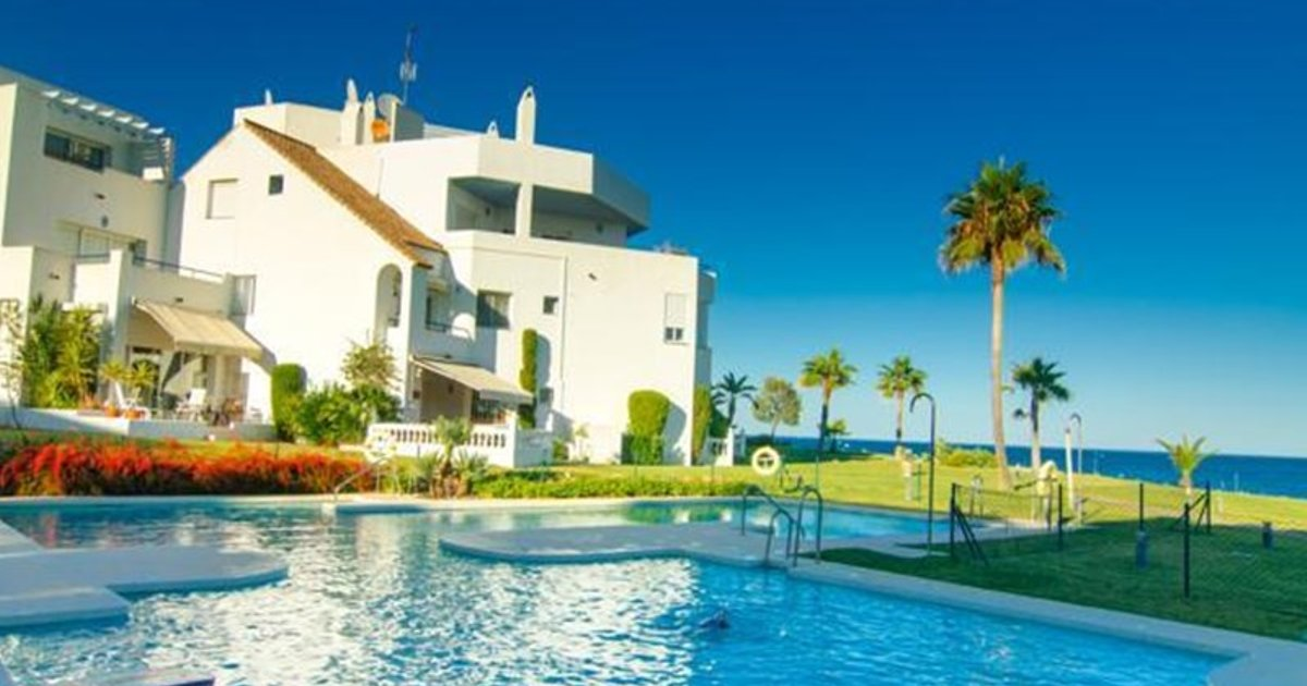 First Line House Casares Del Mar