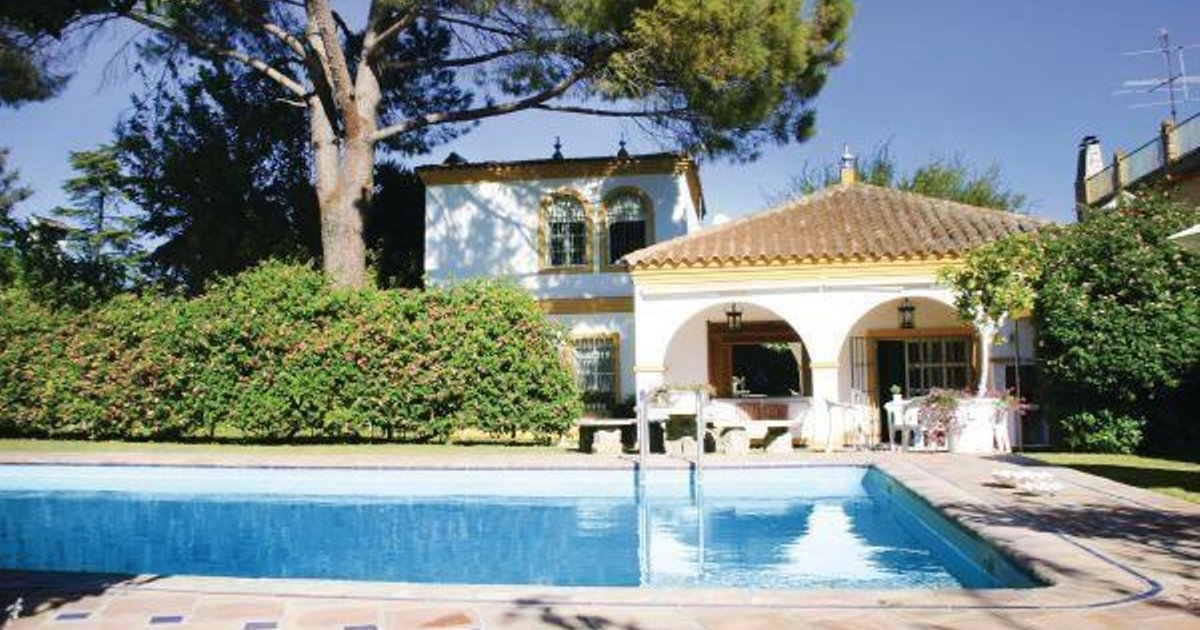 Holiday home Sevilla 6