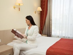 Top-10 hotels in the center of Rostov-na-Donu