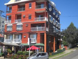 Valdivia hotels with river view