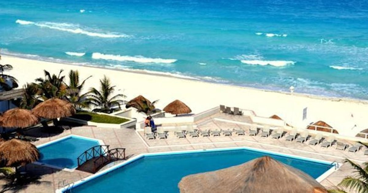 Cancun Beach Escape Condo