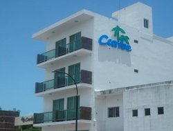 Top-10 hotels in the center of Chetumal
