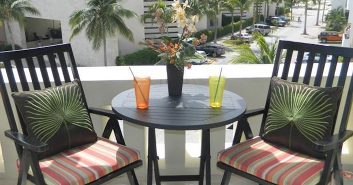 Caribbean Rentals -Two Bedroom Apartment