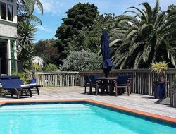 Napier hotels with swimming pool