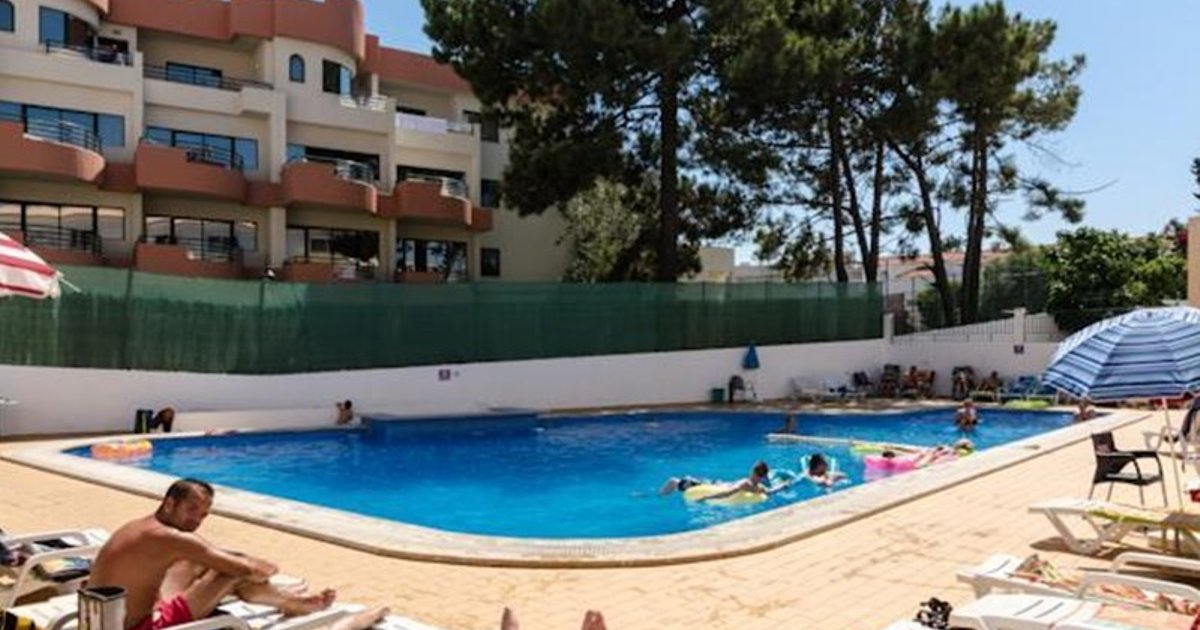 Charming Albufeira Beach Apartment