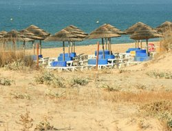 Cabanas de Tavira hotels with sea view