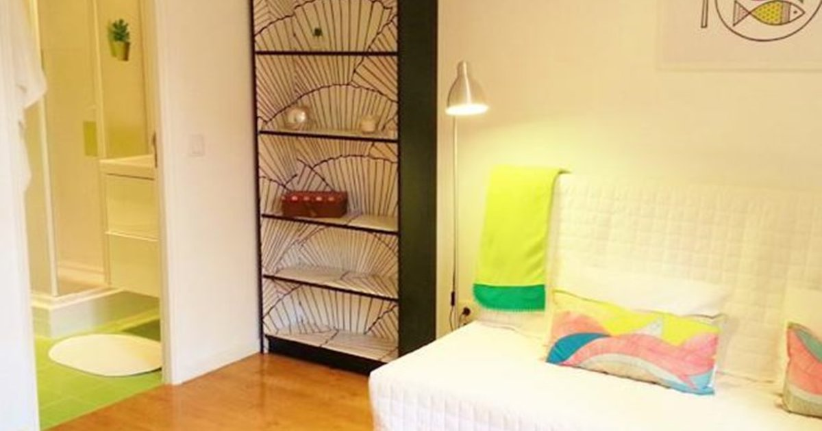 Eco Green Studio Apartment