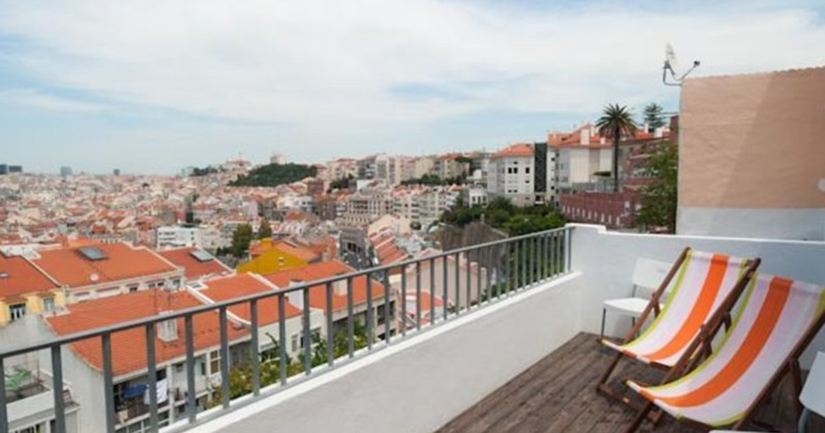 Shortstayflat Lisbon Terrace - Graca