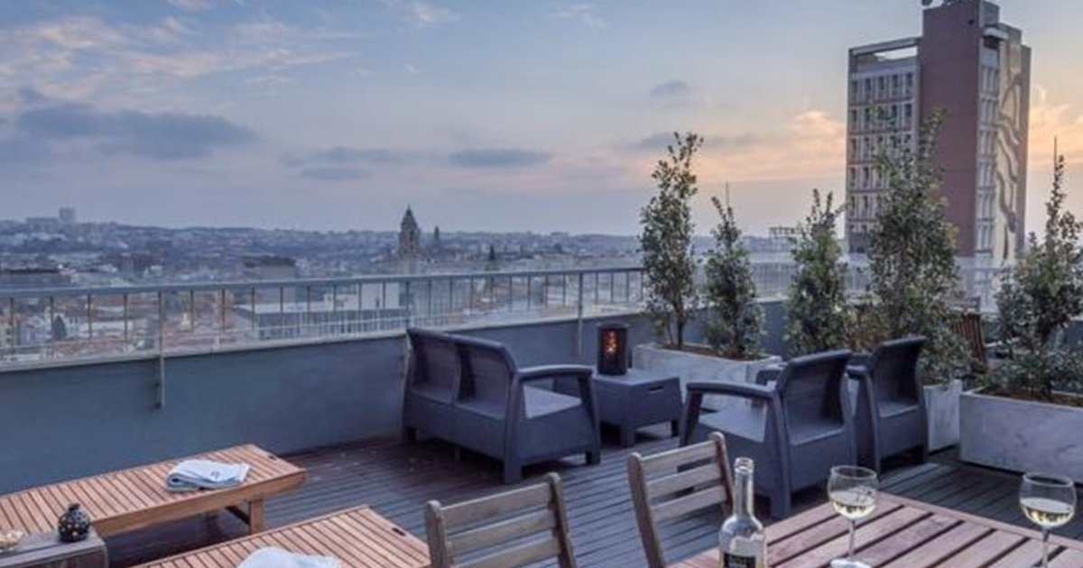 Feel Porto Panoramic Townhouse