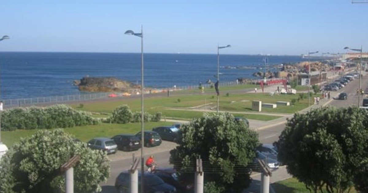 OceanView Apartment on Beach Near Porto