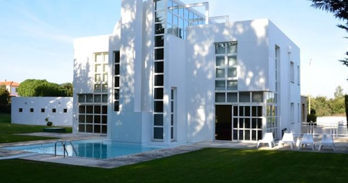 House In Beloura Golf Course
