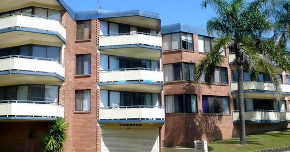 Tindarra Apartments