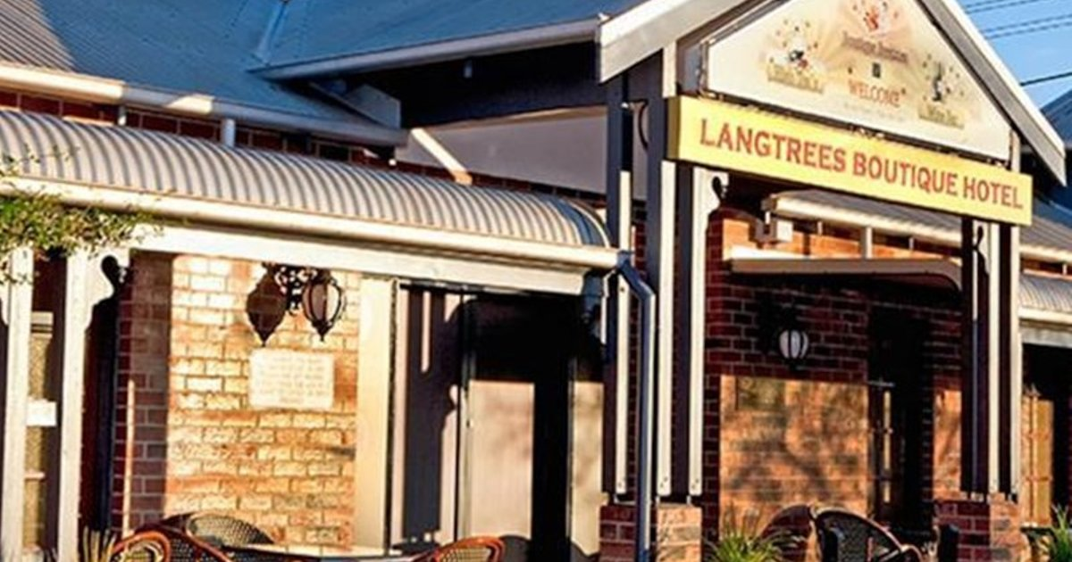 Langtrees Guest Hotel