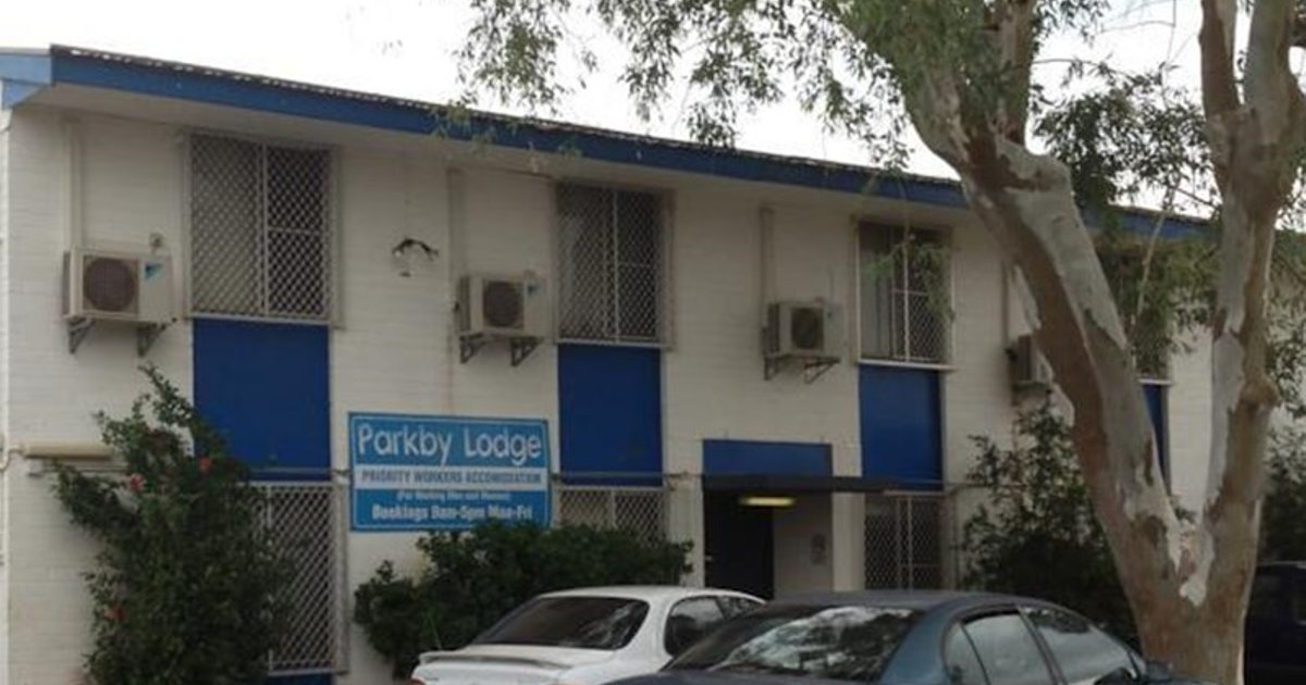 Parkby Lodge Karratha Backpackers
