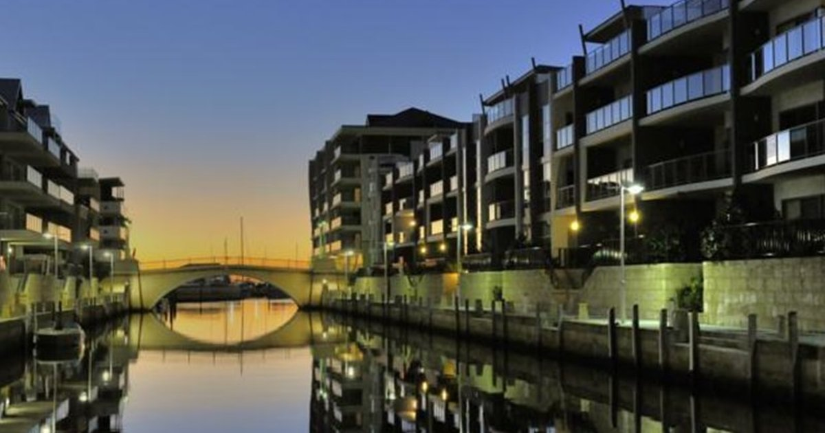 Waters Edge Luxury @ Mandurah By The Canals