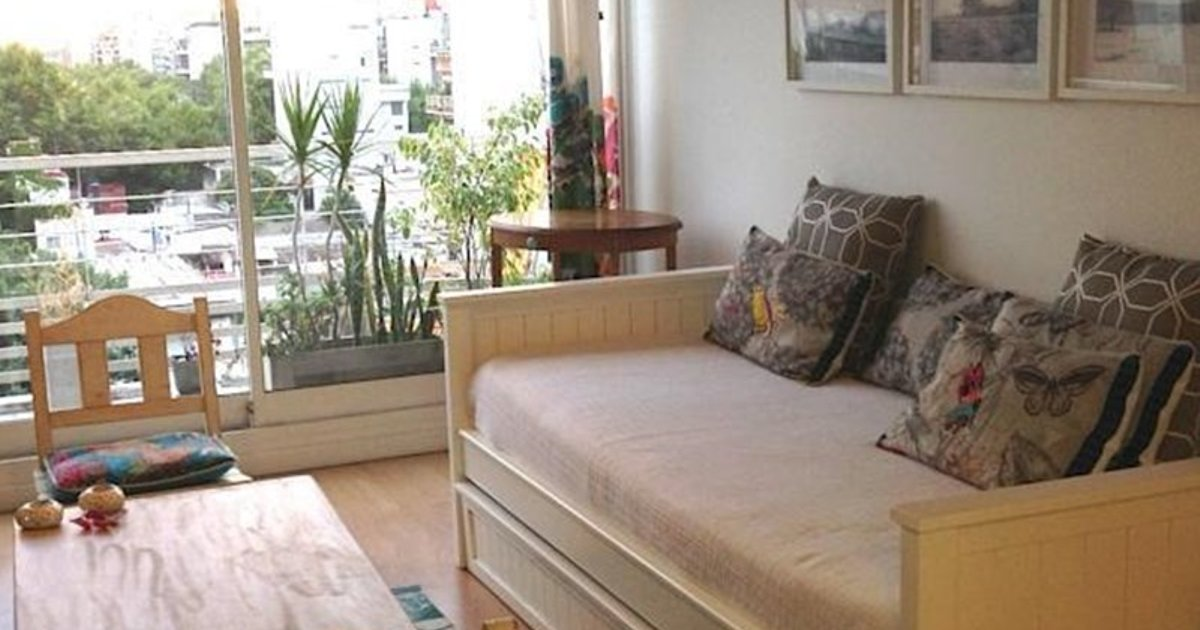 Trendy Apartments in Palermo Hollywood