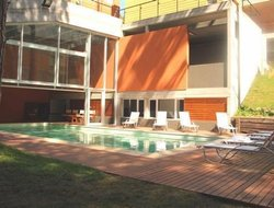 Carilo hotels with swimming pool