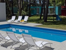 Pinamar hotels with swimming pool