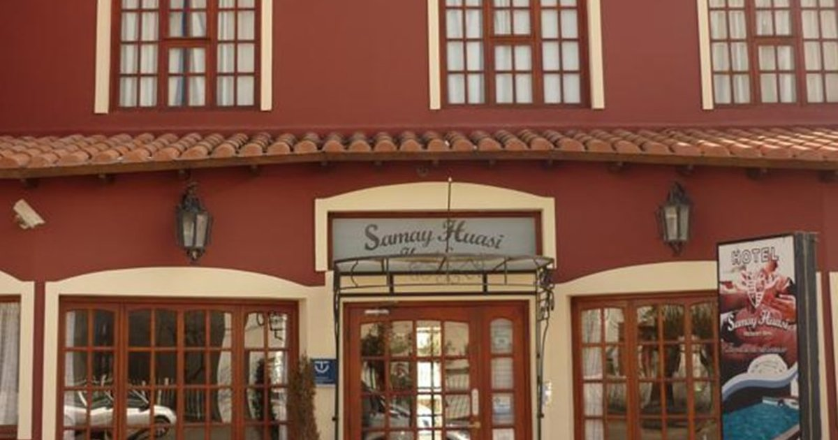 Resort & Spa Samay Huasi