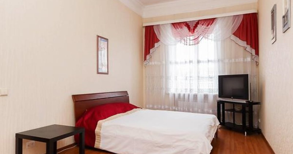 Apartment Komsomolyskaya