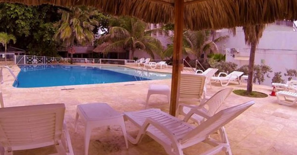 Cartagena Beach Hostel