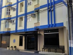 Top-10 hotels in the center of Balneario Camboriu