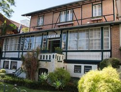 Top-10 hotels in the center of Blumenau