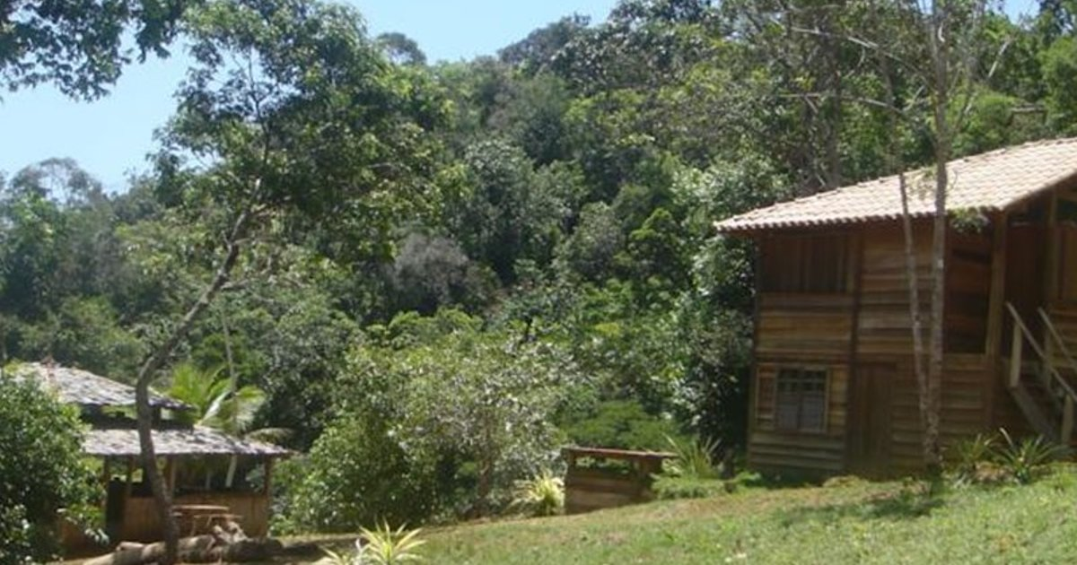 Pensamento Tropical Ecolodge