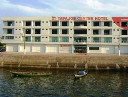 Top-5 hotels in the center of Santarem