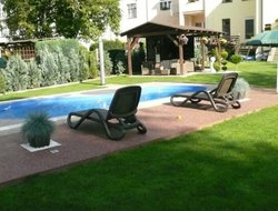 Ceske Budejovice hotels with swimming pool