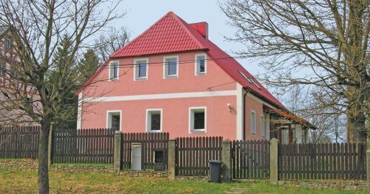 Holiday home Marianske Lazne AB-699