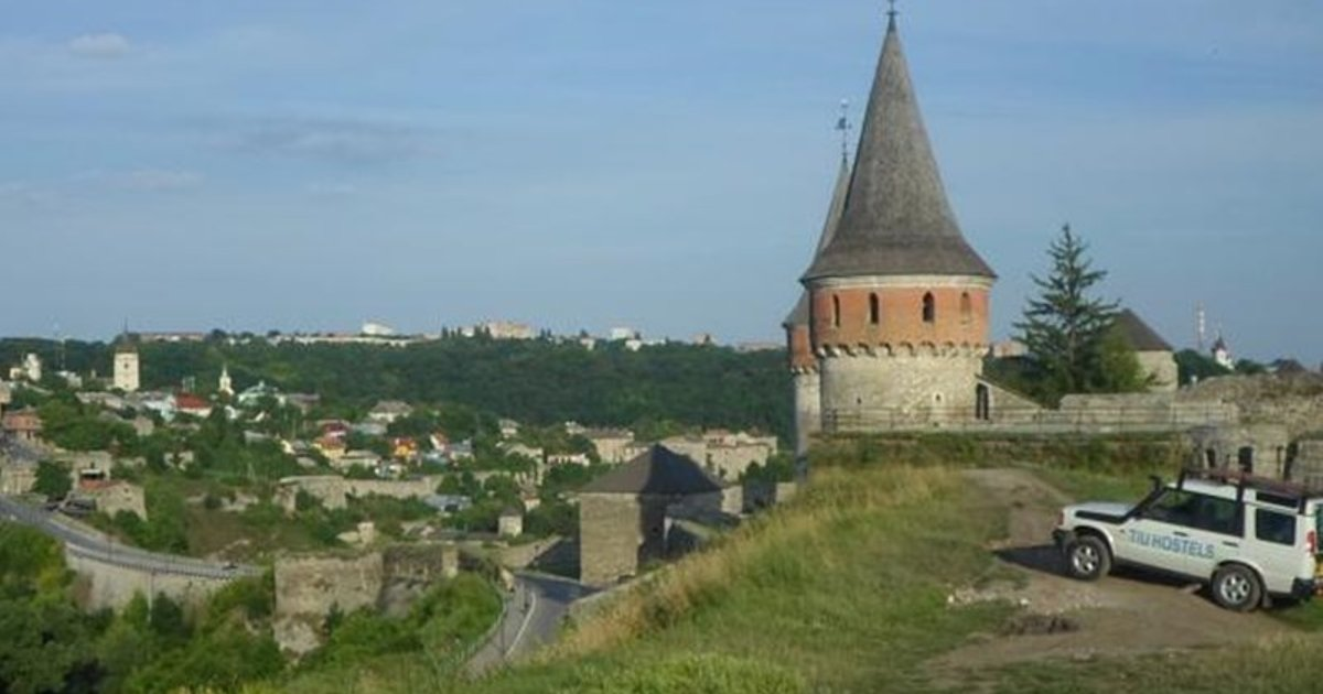 TIU Chernivtsi Backpackers