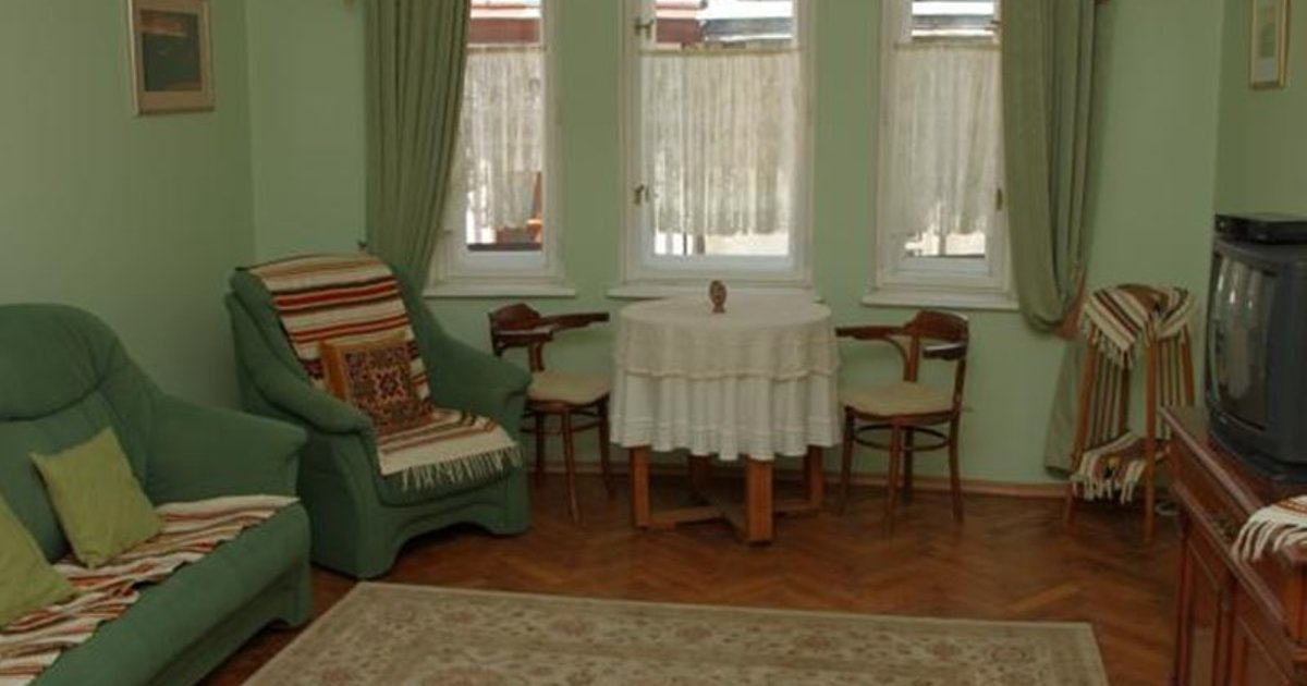 Austrian Antique Style Apartment