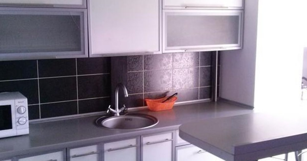 Two bedroom apartment on Gagarina street