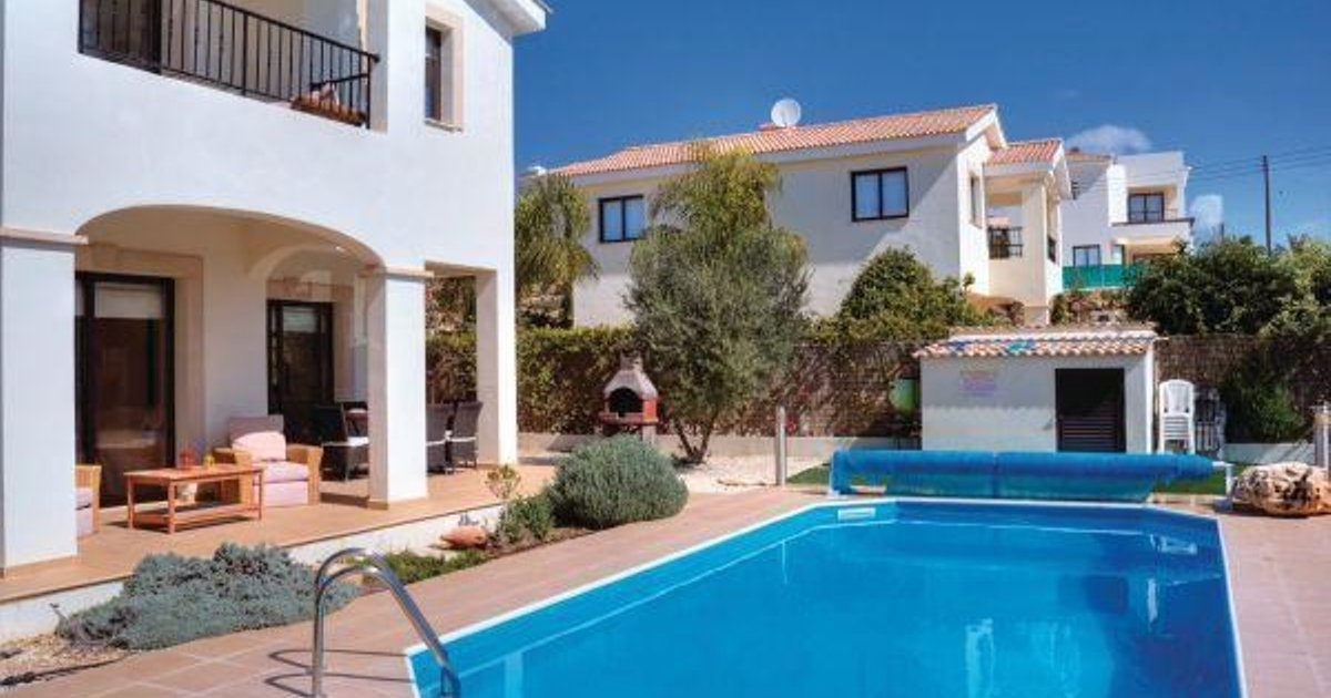 Holiday home Paphos MN-1759