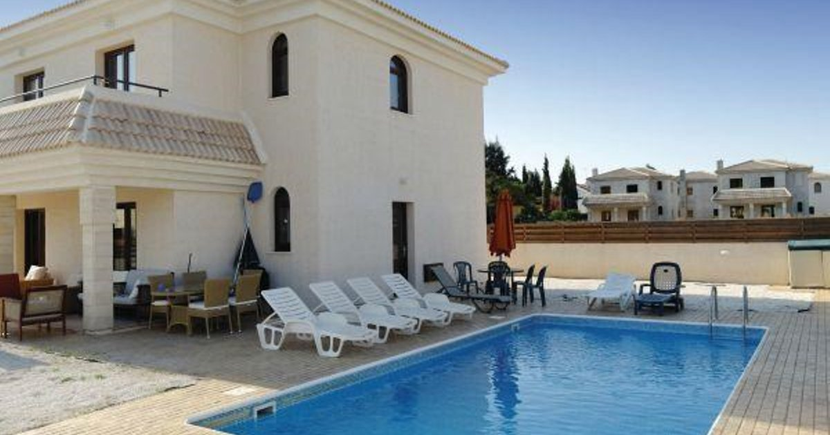 Holiday home Kapparis Protaras IJ-1761