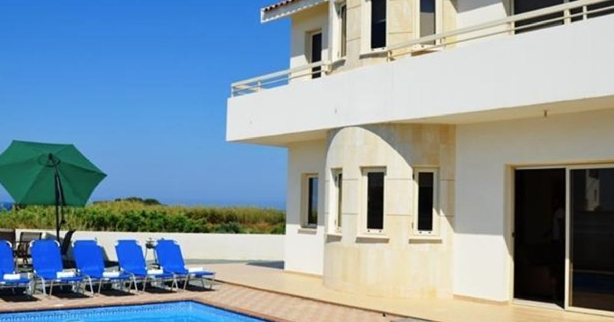 Theodora Sea View Villas