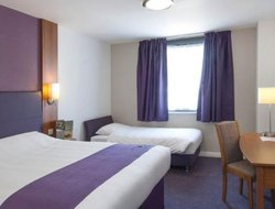 Top-8 hotels in the center of Dundee